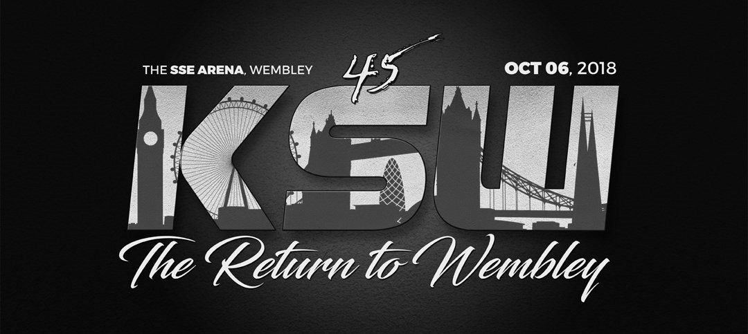 KSW 45 Event Poster