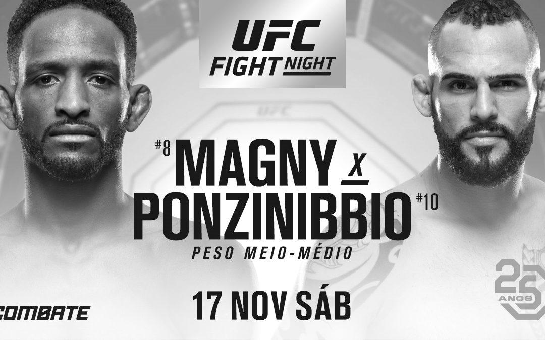 UFC Fight Night 140 – Santiago Ponzinibbio vs. Neil Magny – Betting Predictions