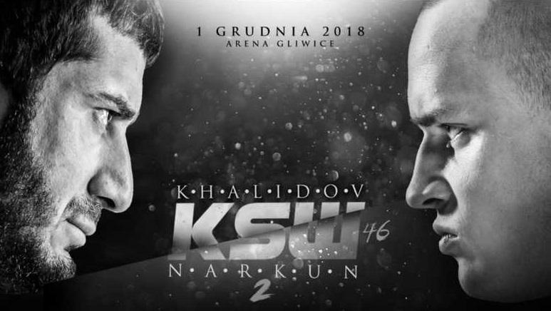 KSW 46 – Mamed Khalidov vs. Thomasz Narkun 2 – Betting Predictions