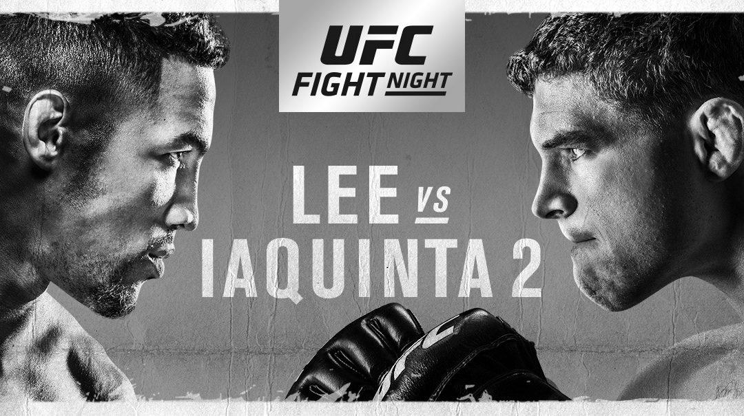 Kevin Lee Versus Al Iaquinta