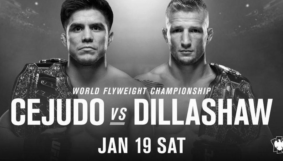 UFC Fight Night 143 – TJ Dillashaw vs. Henry Cejudo – Betting Predictions