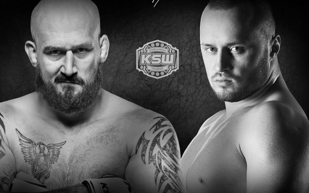 KSW 47 MMA Poster