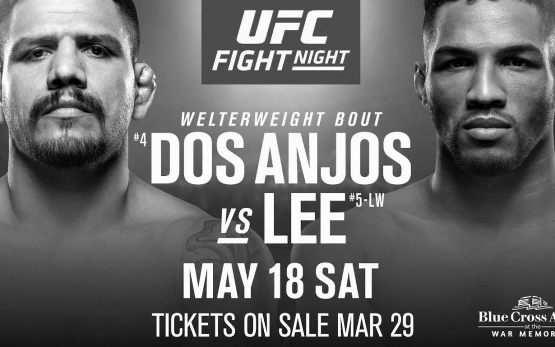UFC Fight Night 152 – Rafael Dos Anjos vs. Kevin Lee – Betting Predictions
