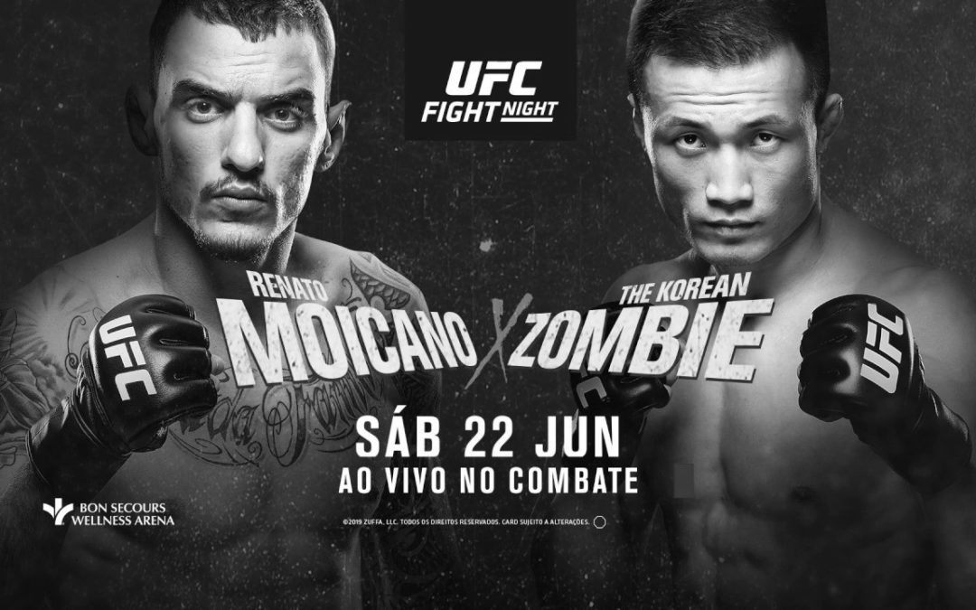 "UFC Fight Night 154 – Renato Moicano vs. Chan Sung ""Korean Zombie"" Jung – Betting Predictions"