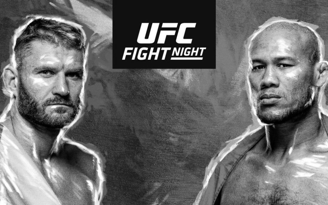 "UFC Fight Night 164 – Jan Blachowicz vs. Ronaldo ""Jacare"" Souza – Betting Predictions"