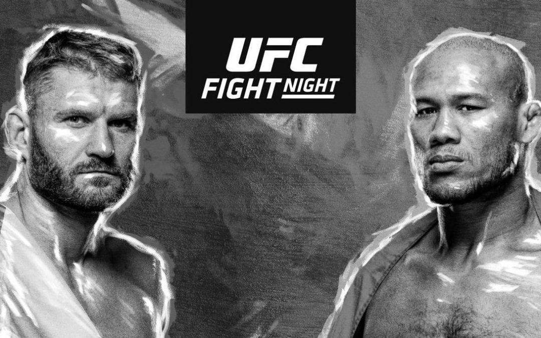 "UFC Fight Night 164 – Jan Blachowicz vs. Ronaldo ""Jacare"" Souza – Betting Predictions"