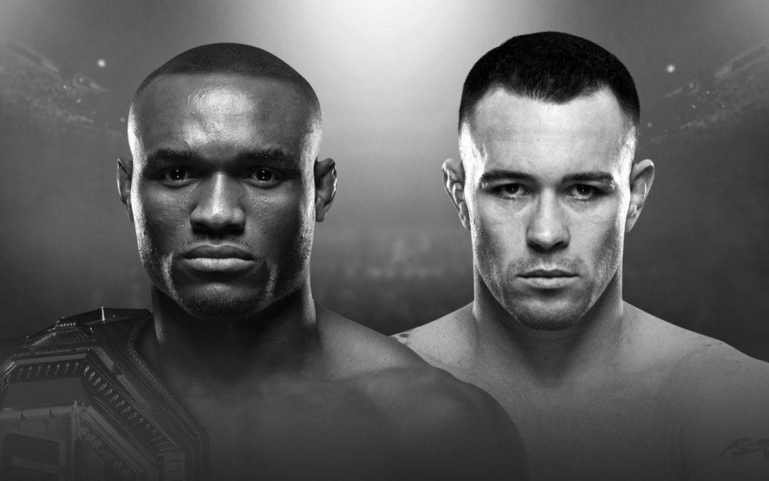 UFC 245 – Kamaru Usman vs. Colby Covington – Betting Predictions