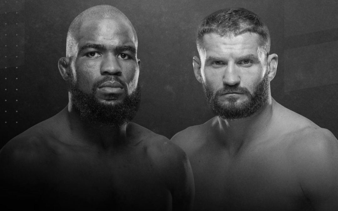 UFC Fight Night 167 – Corey Anderson vs. Jan Blachowicz – Betting Predictions