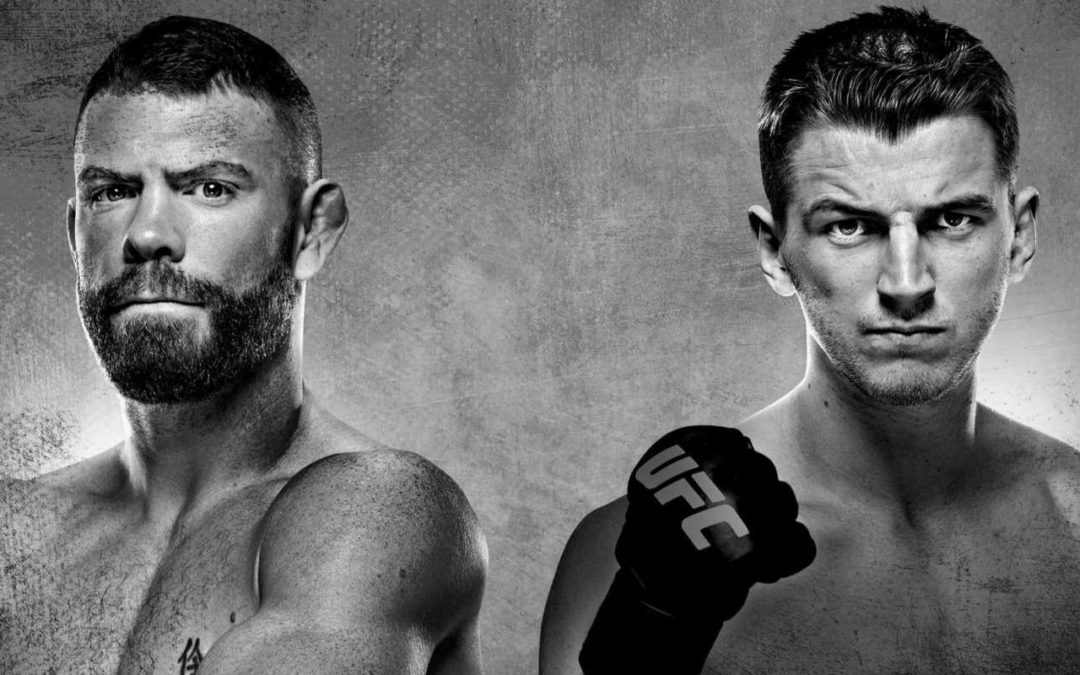UFC Fight Night 168 – Paul Felder vs. Dan Hooker – Betting Predictions