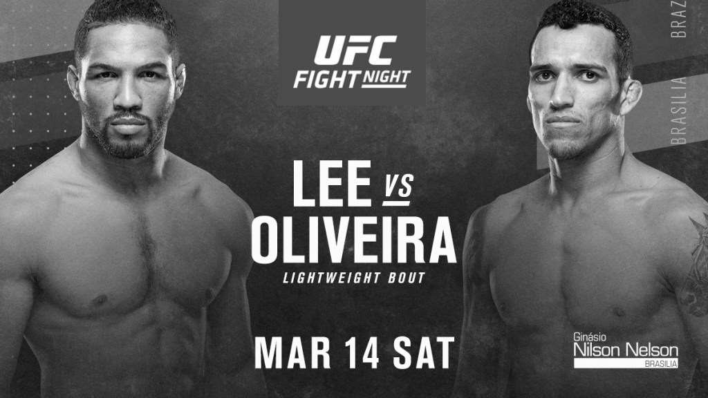 UFC Fight Night 170 – Kevin Lee vs. Charles Oliveira – Betting Predictions