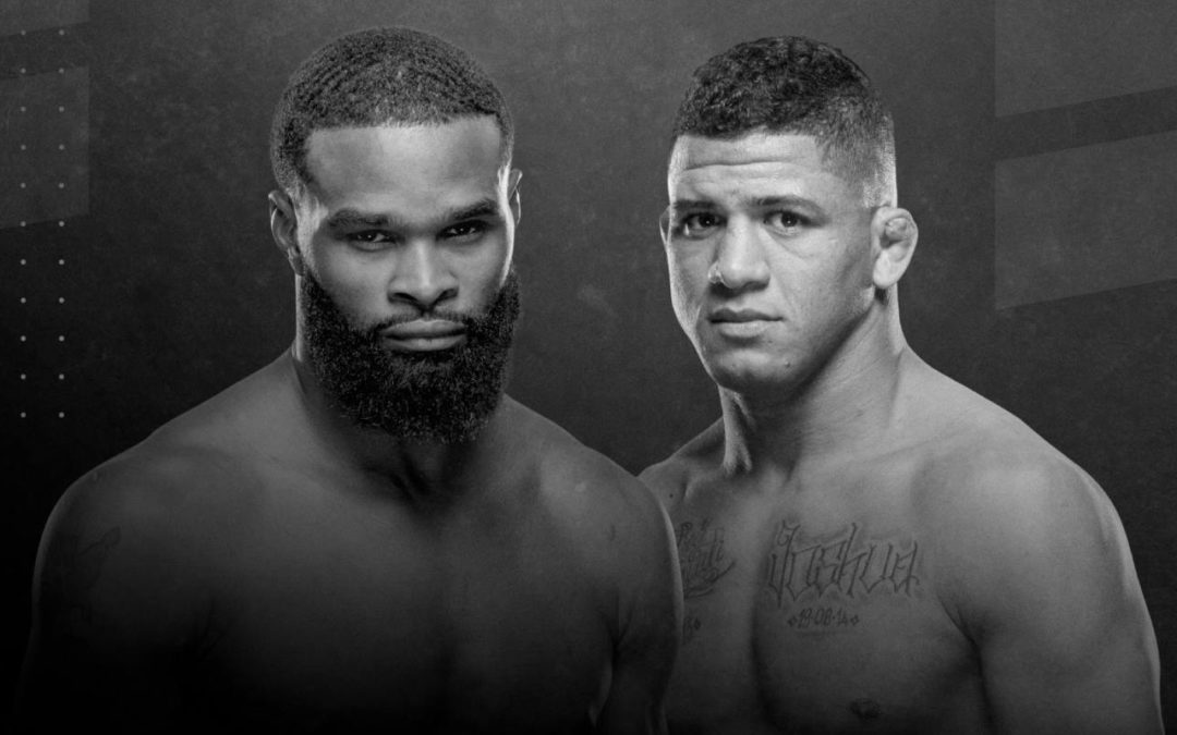 UFC Fight Night 176 – Tyron Woodley vs. Gilbert Burns – Betting Predictions