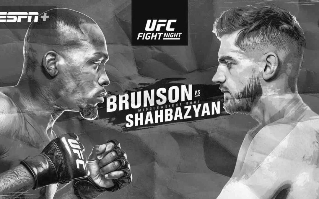 UFC on ESPN+ 31 – Derek Brunson vs. Edmen Shahbazyan – Main Card Betting Predictions
