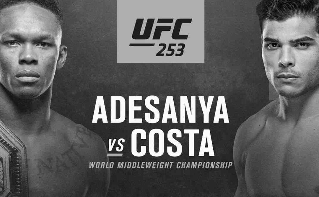 UFC 253 – Israel Adesanya vs. Paulo Costa – Main Card Betting Predictions