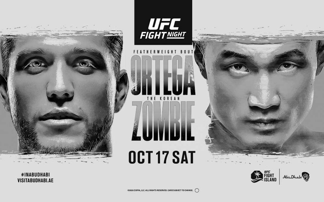 "UFC Fight Night 180 – Brian Ortega vs. Chan ""The Korean Zombie"" Jung Sung – Main Card Betting Predictions"