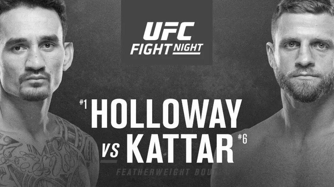 UFC Fight Island 7 – Max Holloway vs. Calvin Kattar – Main Event Betting Prediction
