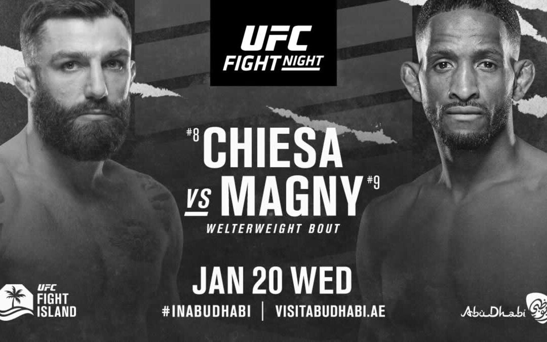 MMA Betting Tips Magny Chiesa