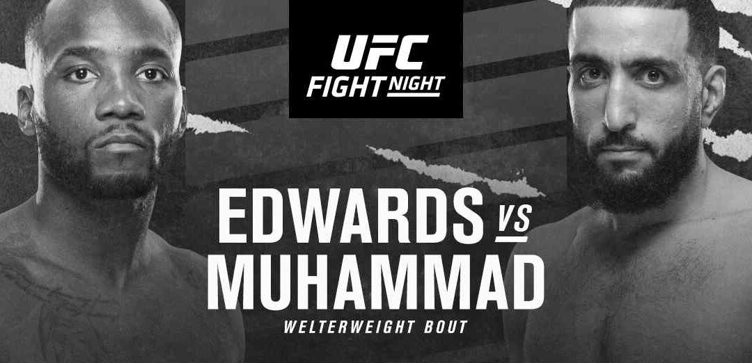 UFC Fight Night 187 – Leon Edwards vs. Belal Muhammad – Main Card Betting Predictions