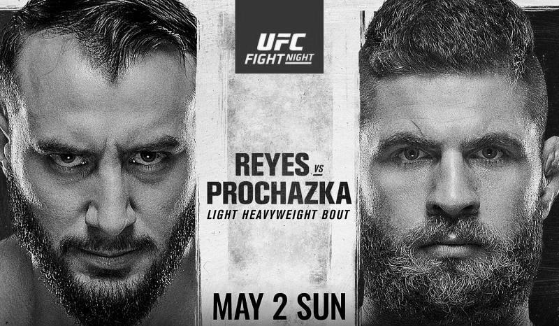 UFC Vegas 25 – Dominick Reyes vs. Jiri Prochazka – Main Card Betting Predictions