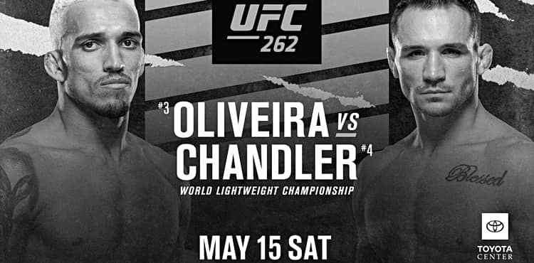 UFC 262 Betting Predictions