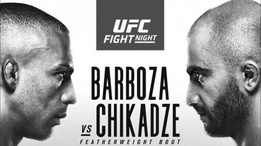 UFC on ESPN 30 – Edson Barboza vs. Giga Chikadze – Main Card Betting Predictions