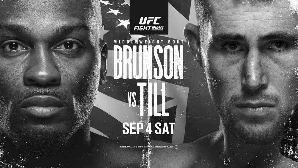UFC Fight Night 191 – Darren Till vs. Derek Brunson – Main Card Betting Predictions