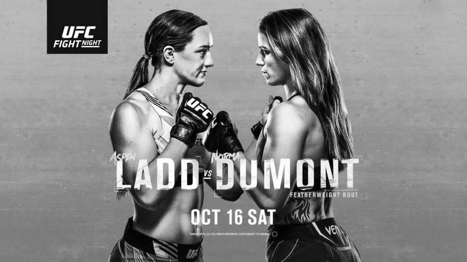 UFC Fight Night 195 – Aspen Ladd vs. Norma Dumont – Main Card Betting Predictions